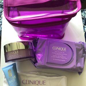 Clinique clean face 5 piece kit full size